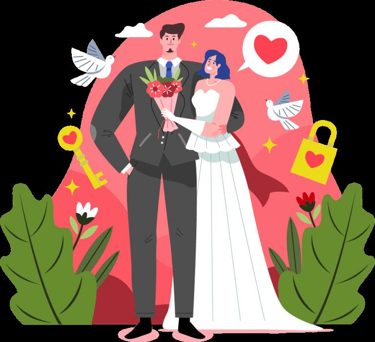 Jasa Video Wedding Invitation Undangan Pernikahan Digital