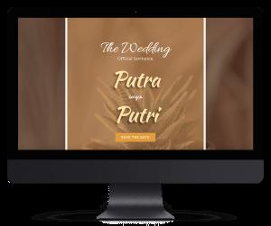 Jasa Video Wedding Invitation | Video Undangan Pernikahan